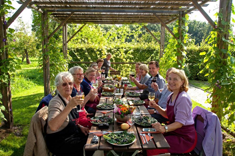Cooking Gardens in Brandenburg