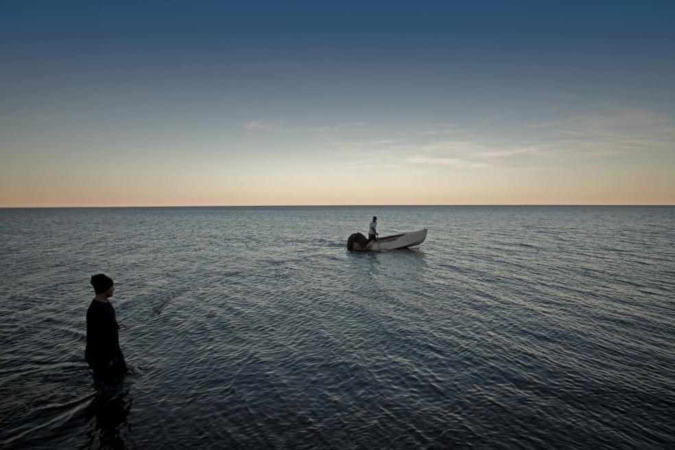 Pescadores Artesanales, Patagonia