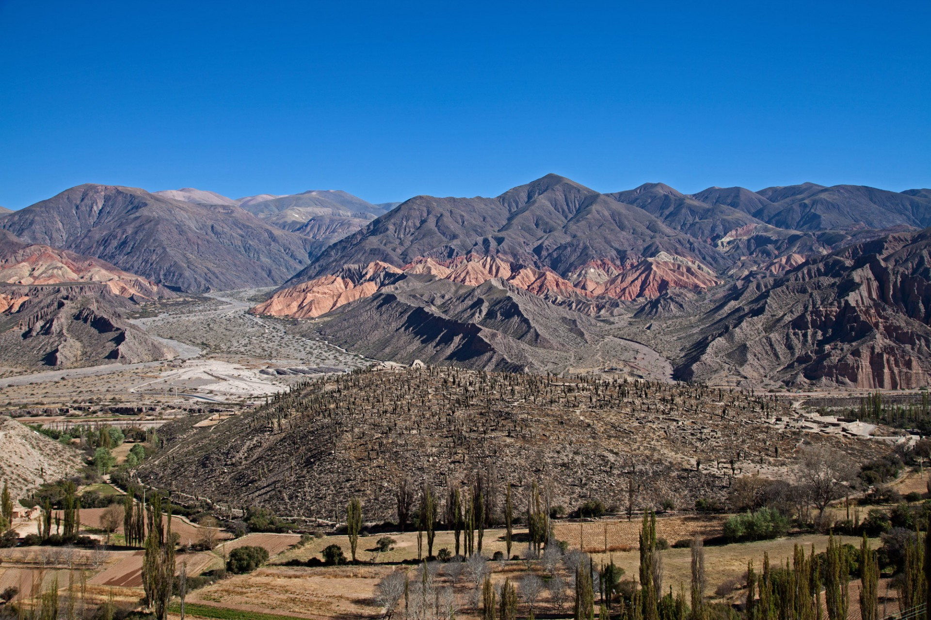 El mundo andino – The world in the Andes/Argentina