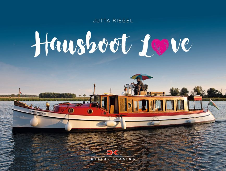 "New Book ""Hausboot-Love"" NOW AVAILABLE"