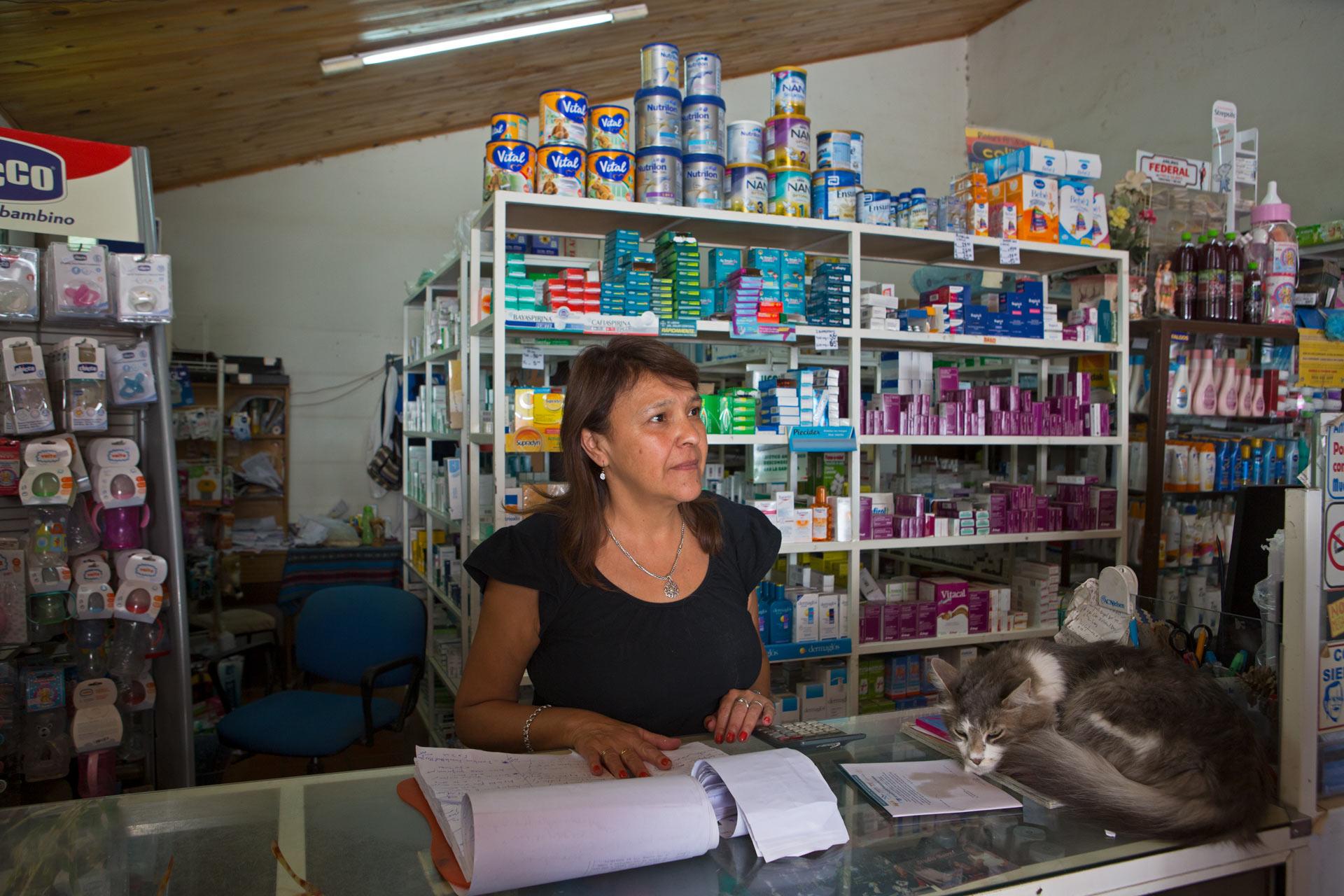 Die Apothekerin Graciela