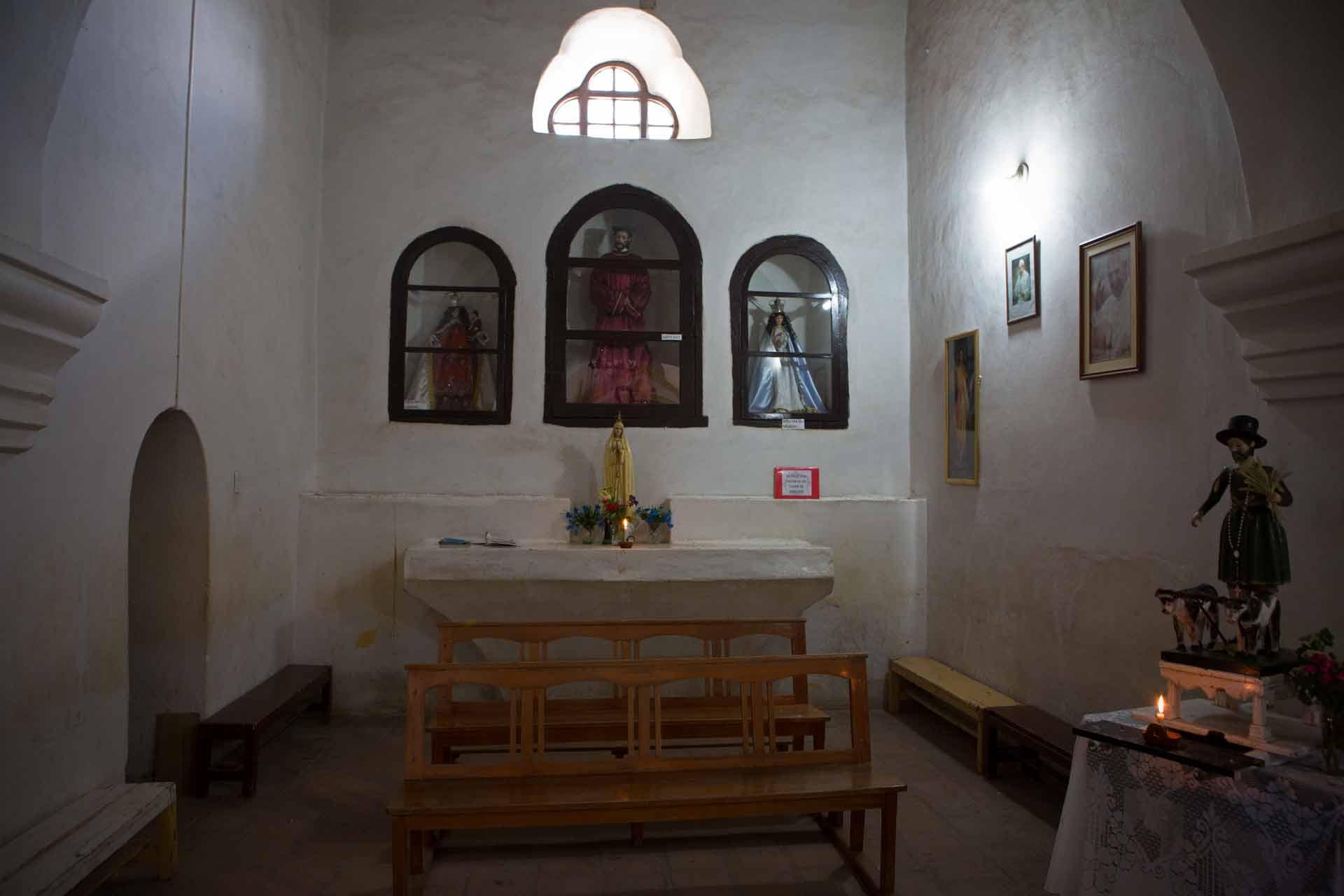 La Iglesia San José de Cachi, Argentina (18th century)