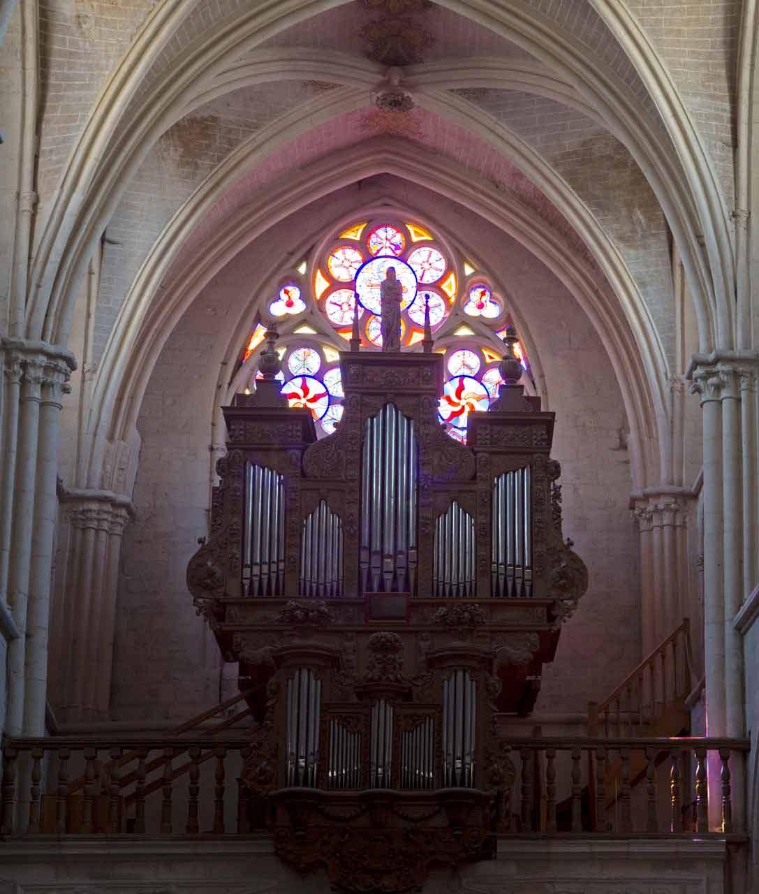 L'église Notre Dame, Auxonne/France (13th century)