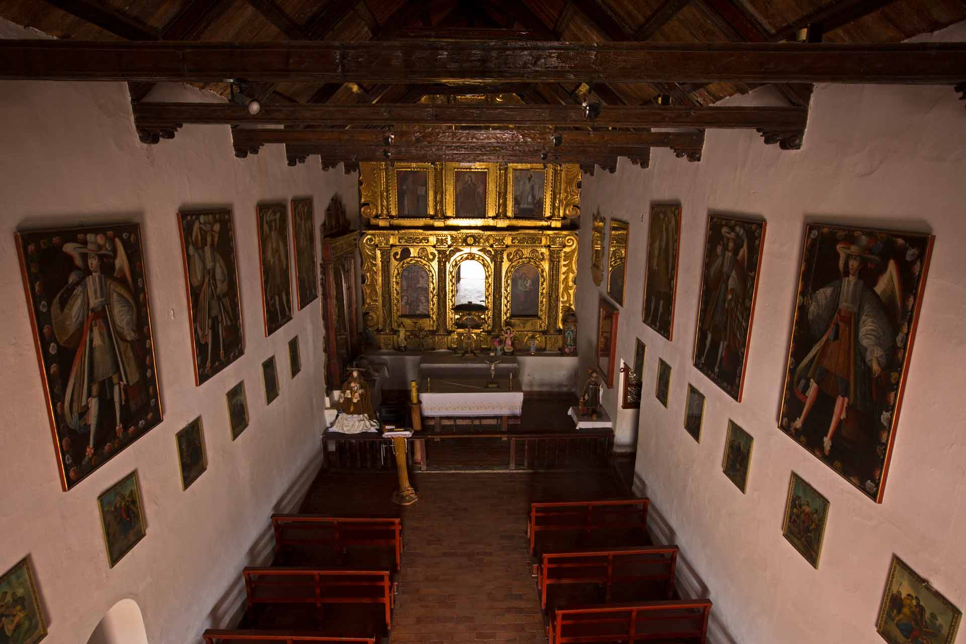 La Iglesia San Francisco de Paula, Uquia/Argentina (17th century)