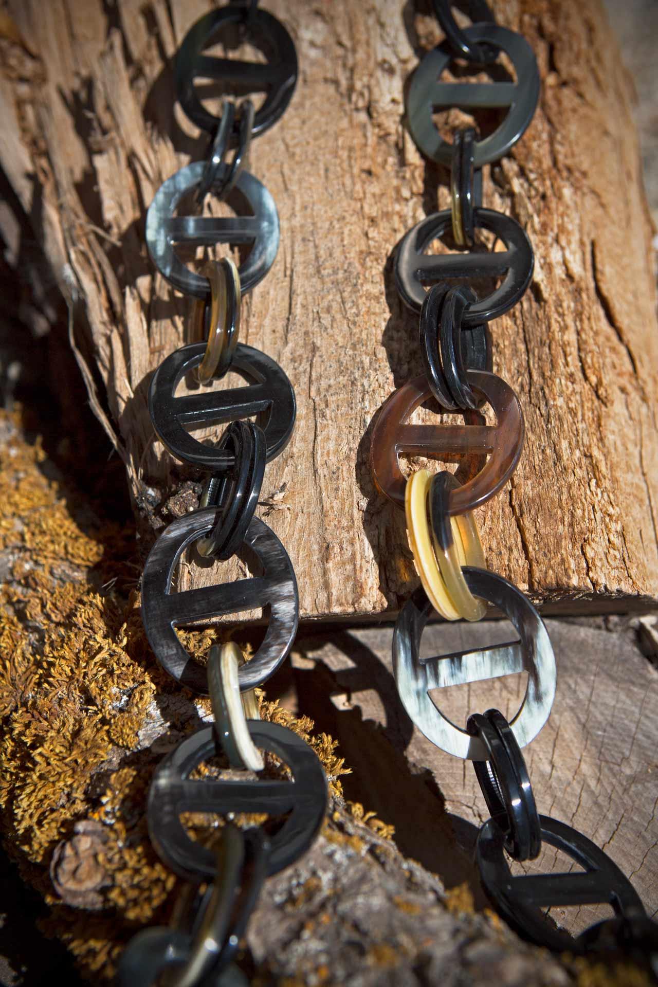 "Halskette ""Uva, Länge: ca. 55 cm"